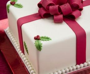 torta-di-natale-regalo