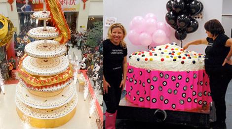 torte e dolci da record
