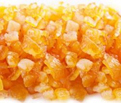 scorze di arance caramellate