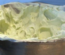 Torta al mascarpone e pistacchio