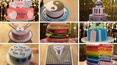 torte decodate , cake design